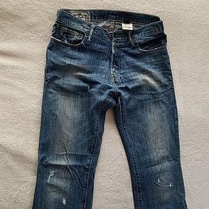 Men's Abercrombie &Fitch Jeans